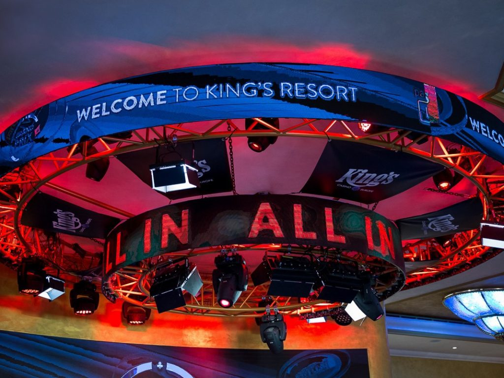 King S Resortcasino Play Like A King King S Resort King S